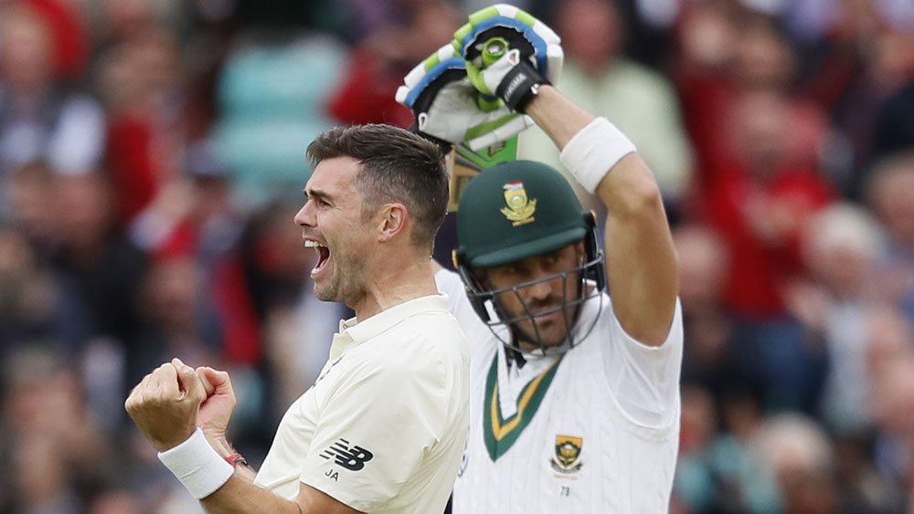 Balanced England can win Ashes against Australia, says South African captain Faf du Plessis