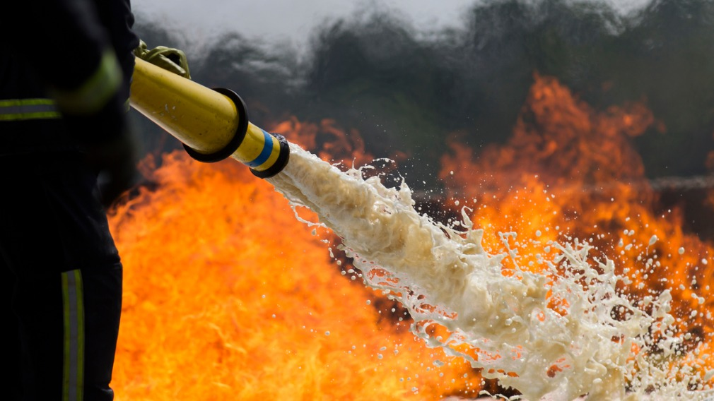 Firefighting foam used at RAAF base Tindal was found in trace amounts in local water bores. (iStock)