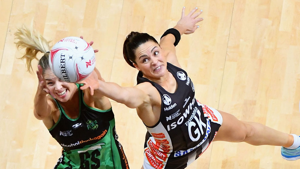 Sharni Layton will miss the international Quad Series. (Getty Images)