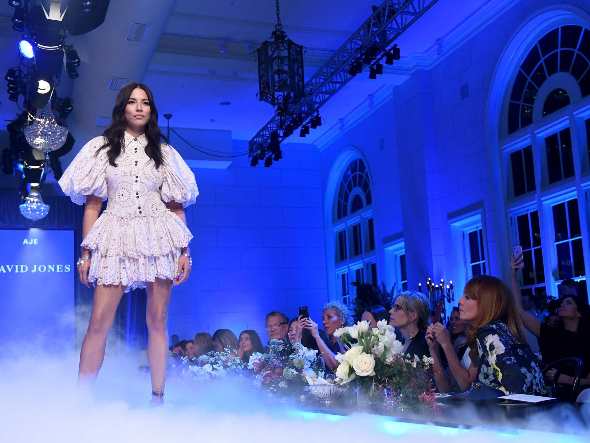 <strong>David Jones debuts Spring-Summer fashion collection</strong>