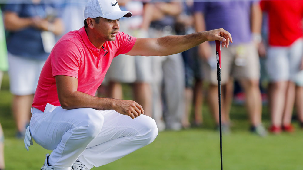 Scott, Day in the mix after PGA round one
