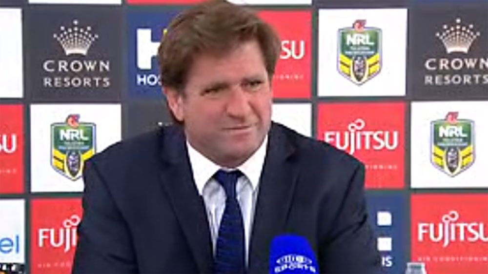 Canterbury coach Des Hasler turns on unacceptable Bulldogs following loss to Souths