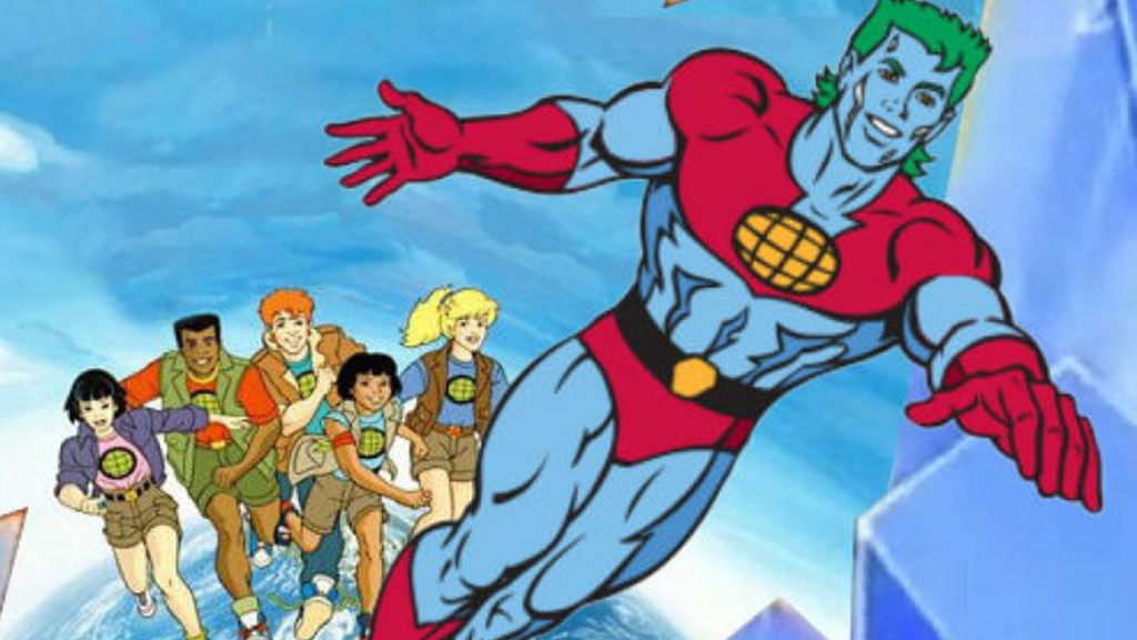Captain Planet is back! And he's fighting for same-sex marriage