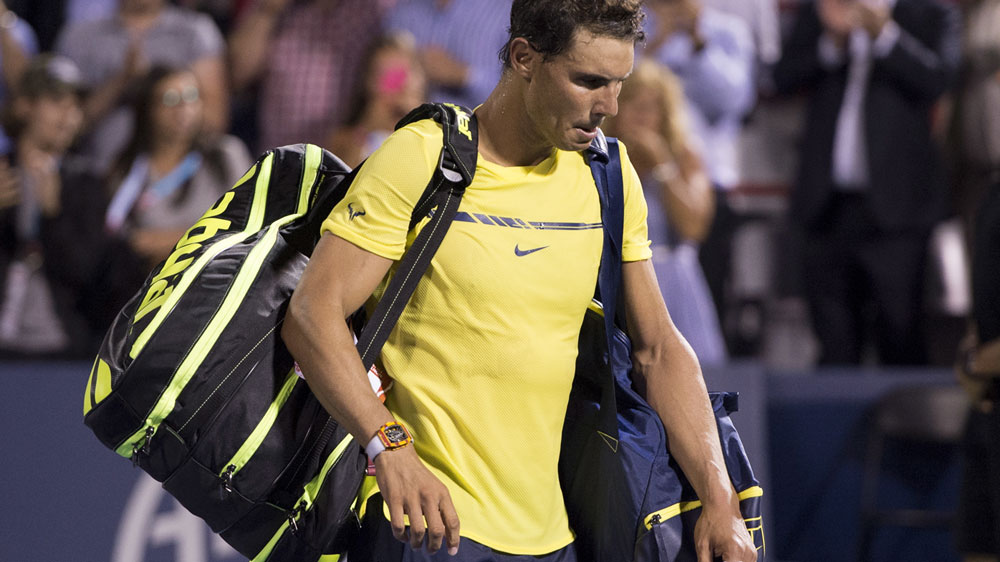 Canadian Denis Shapovalov ruins Rafael Nadal's chances of returning to number one with victory in Montreal