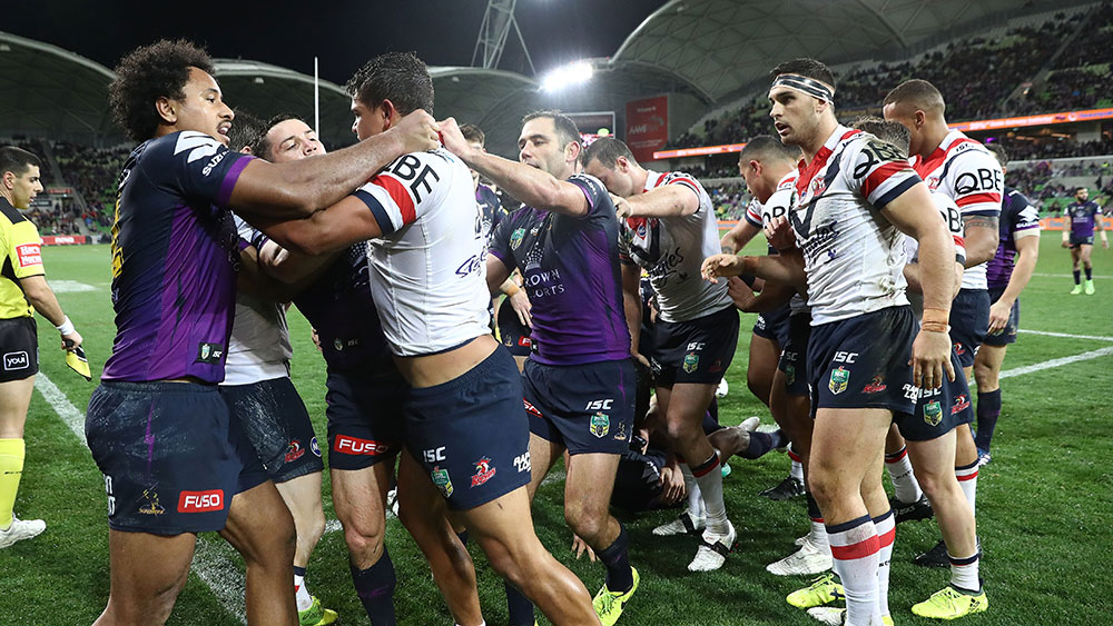 Storm need to improve to win title: Smith