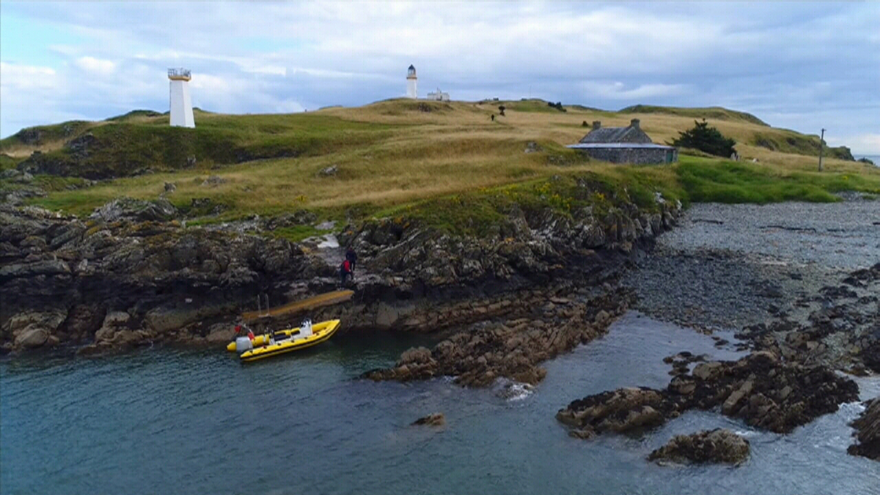Scotland's infamous 'murder island' up for sale