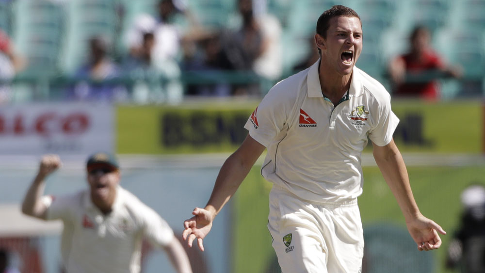 Josh Hazlewood ready to lead way for Australia for Test tour of Bangladesh