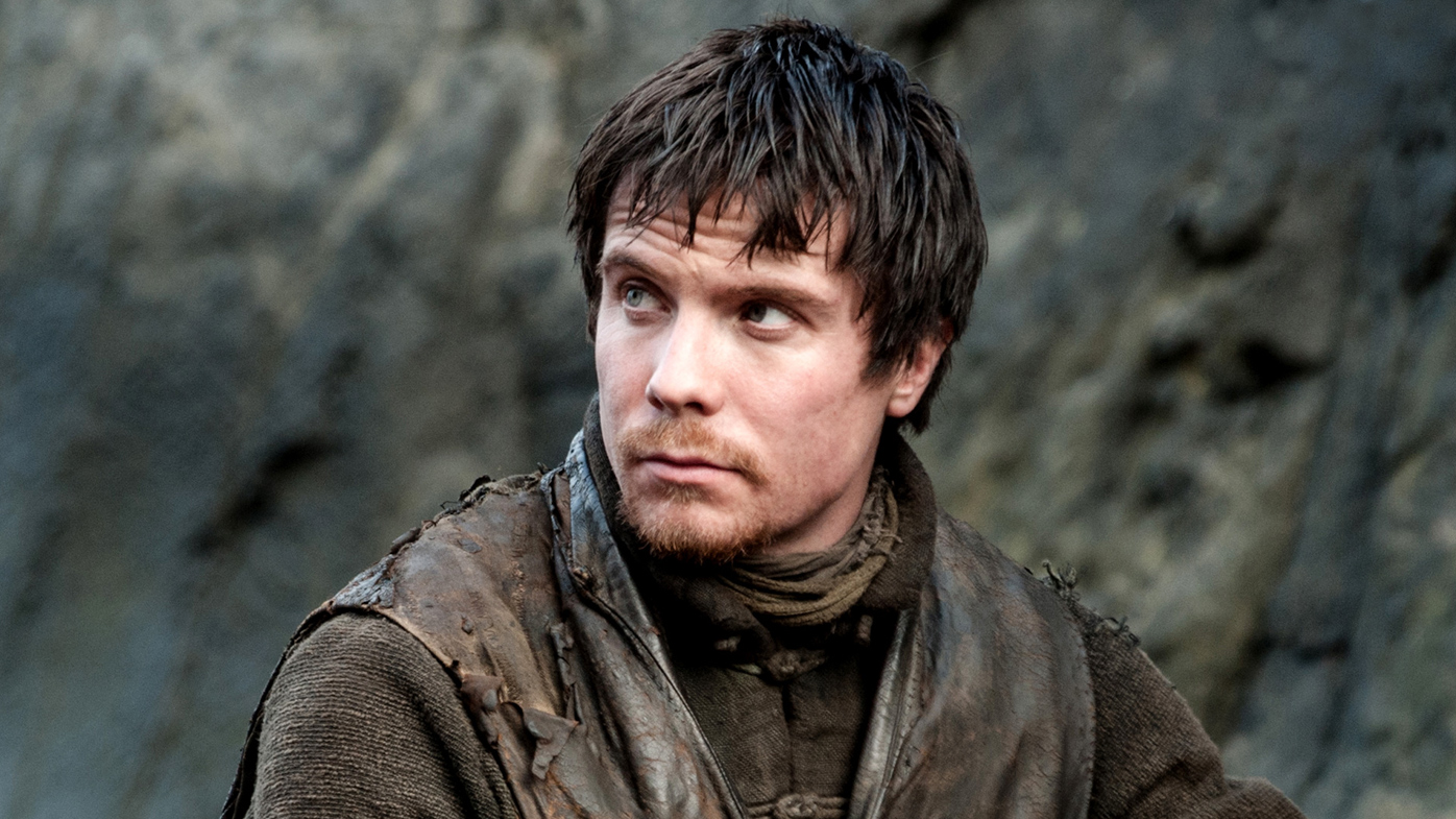 Joe as Gendry on Game of Thrones