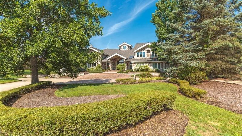 Eminem's massive MI mansion hits the market at $2 million