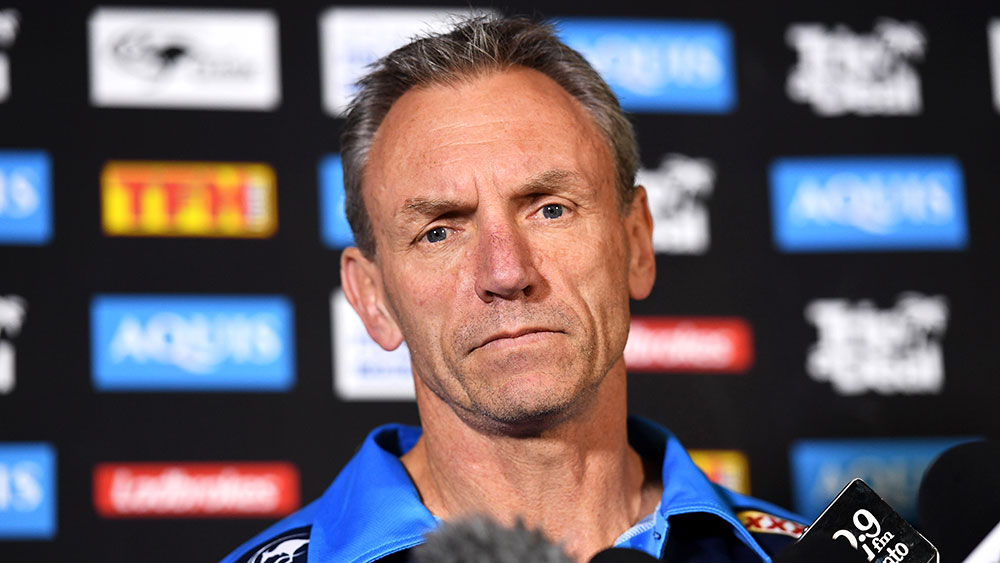 Neil Henry has been sacked as Gold Coast Titans coach. (AAP)