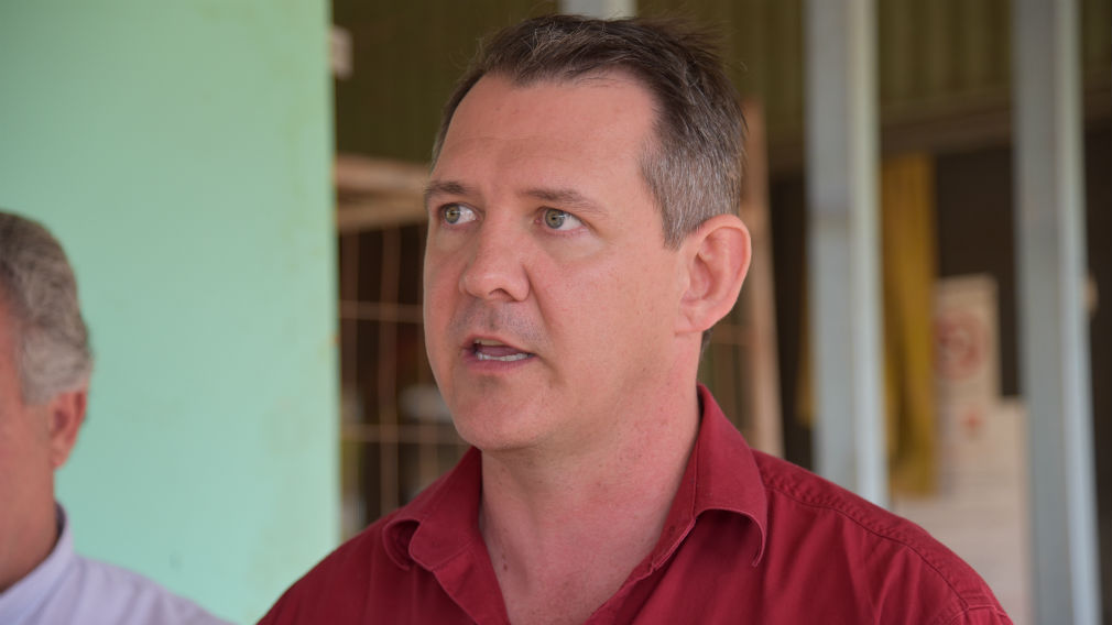 NT Chief Minister Michael Gunner. (AAP)
