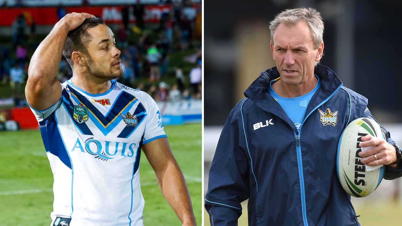 Hayne and Henry join long list of NRL bust-ups