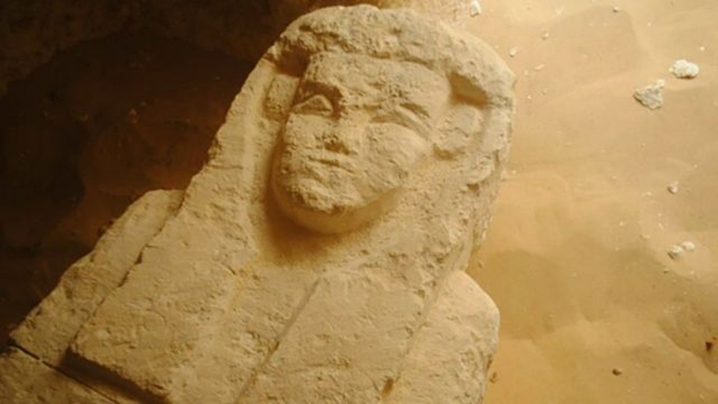 Three 2000-year-old tombs found in Egypt