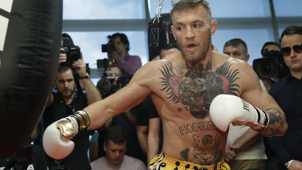 Here's How Much Floyd Mayweather Will Make In Conor McGregor Fight
