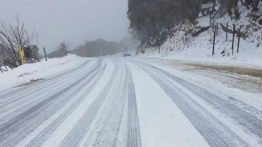 It's not all bad news, snow bunnies in Victoria's Alpine region should see great conditions this weekend. (Windjunky via Bureau of Meteorology)