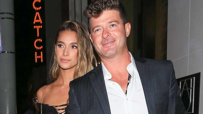 Robin Thicke Shares Some Huge News