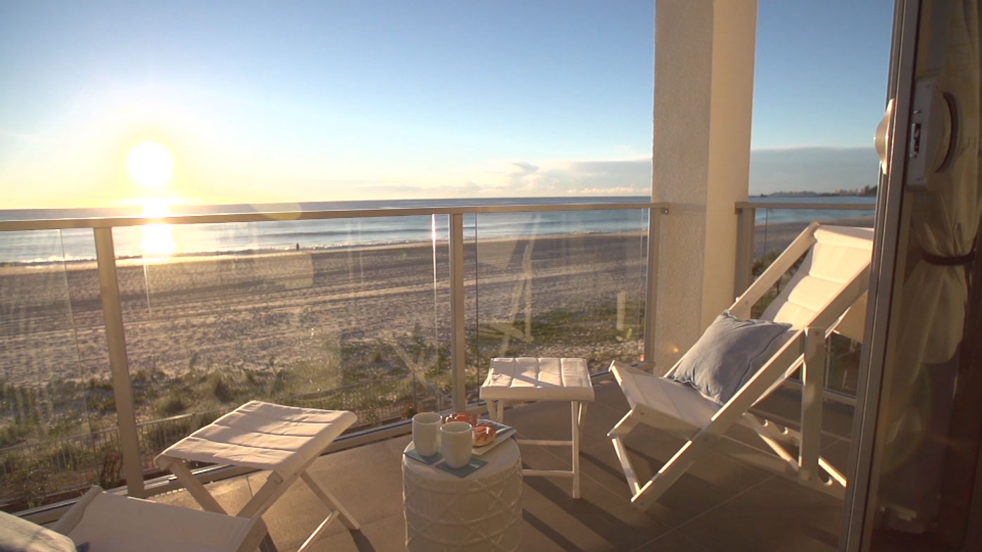 Would you swap your morning brew for a $4 million beach house?