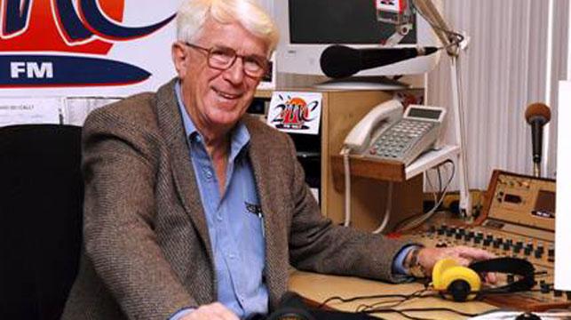Veteran broadcaster Gary O'Callaghan dies aged 83