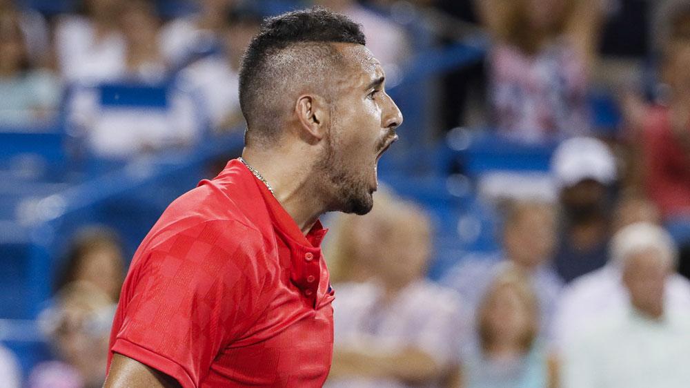 Rafael Nadal falls to Nick Kyrgios in Cincinnati quarters after Cincinnati double-header