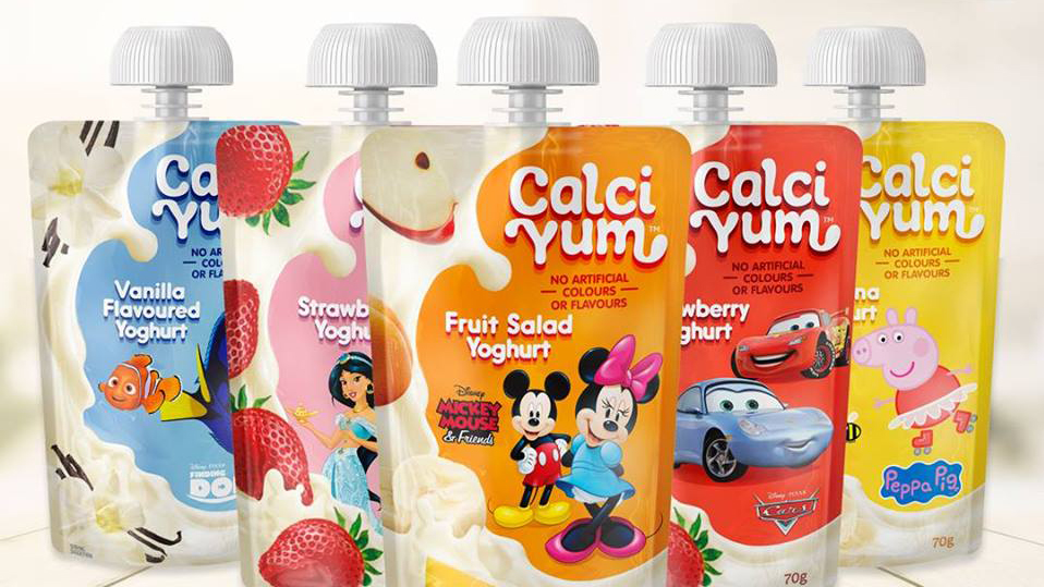 The recall is due to a packaging fault resulting in a potential choking hazard. (Calciyum Yoghurt)