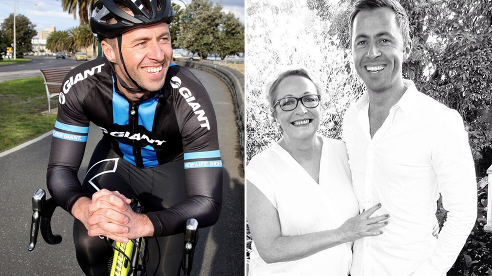 Sports presenter Clint Stanaway's journey to fight ovarian cancer and remember a friend