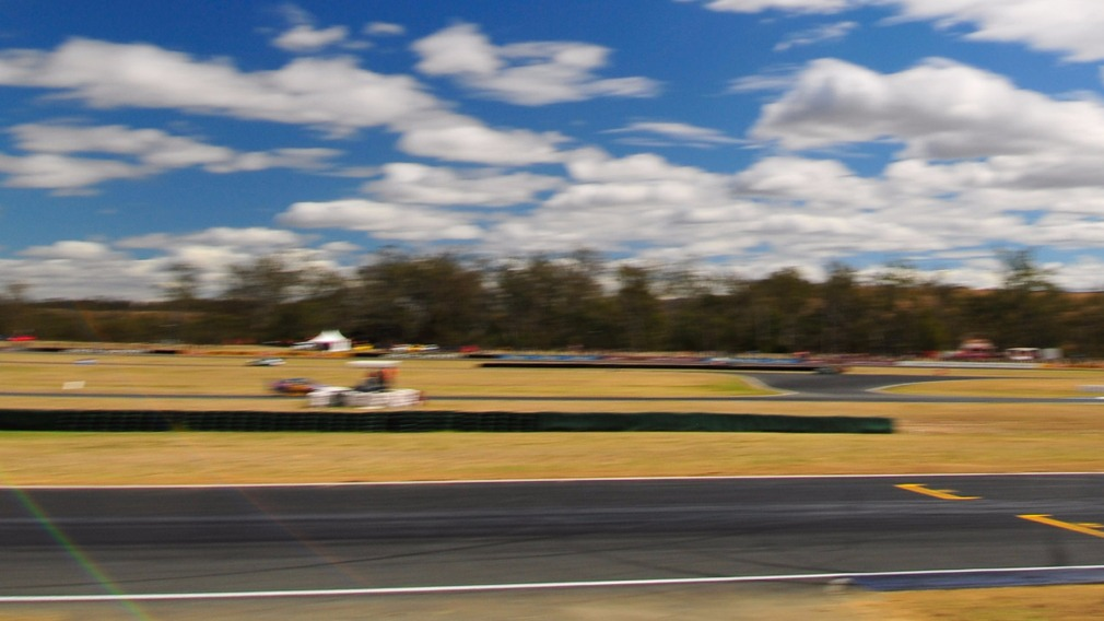 Two men dead after racing track crash in Queensland