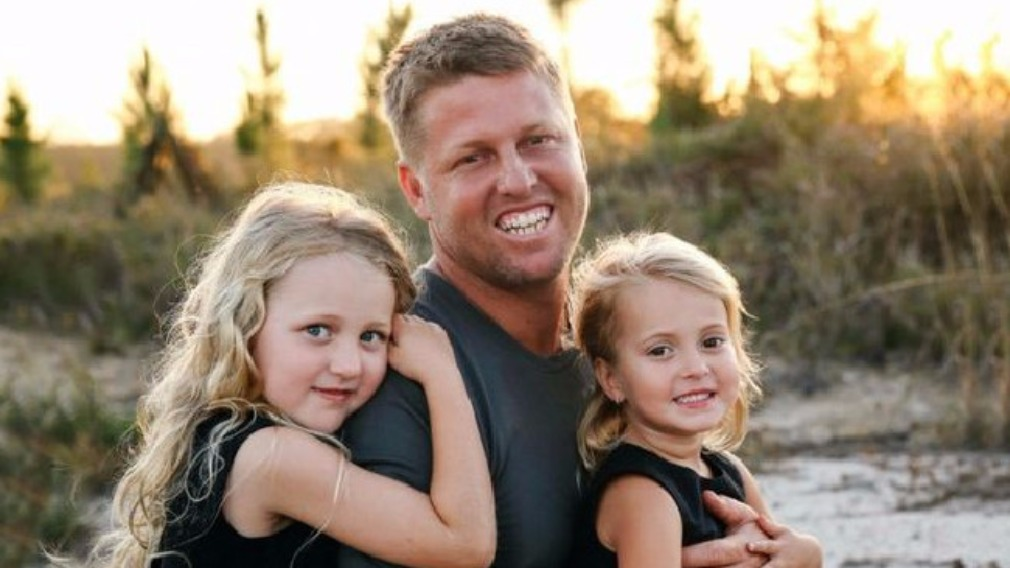 Father killed in racing track crash