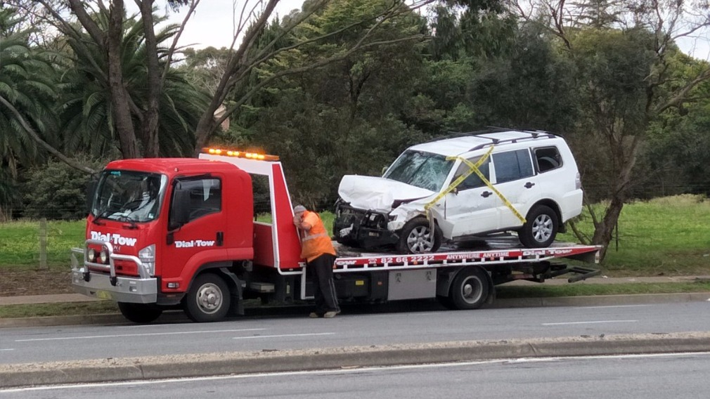 Stolen vehicle crash kills Adelaide woman