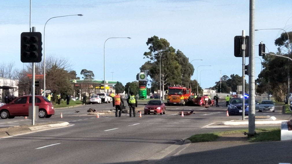 Teen in custody over fatal Adelaide crash