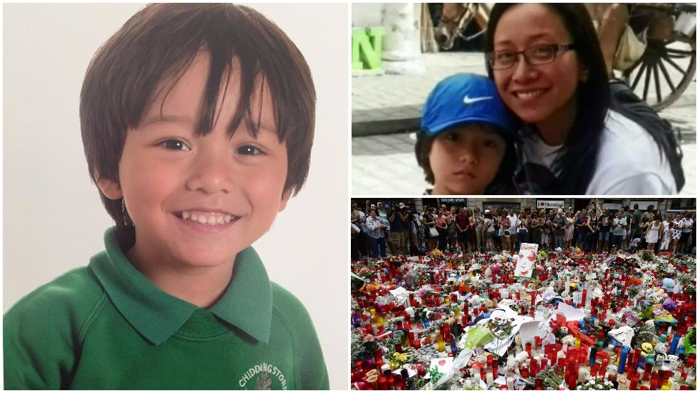 Thousands raised for parents of Barcelona victim Julian Cadman