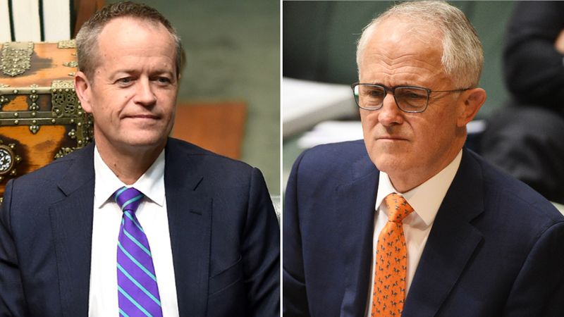 Newspoll has Labor leading Coalition 54% to 46% in two-party terms