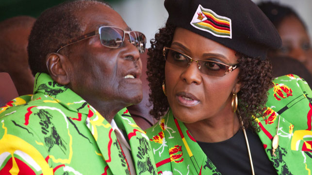 Hotel waitress suffers miscarriage after Grace Mugabe rampage