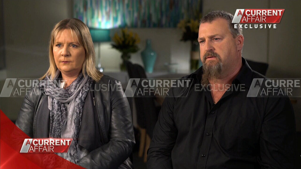 Beaconsfield survivor Todd Russell and wife open up about split