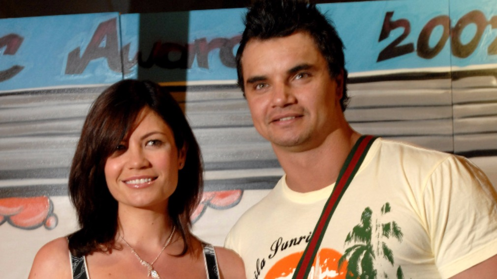 Mr Cummins is the ex-husband of Bardot singer, Tiffani Wood. (AAP)