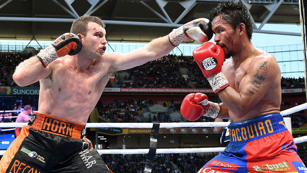 Horn-Pacquiao rematch in doubt