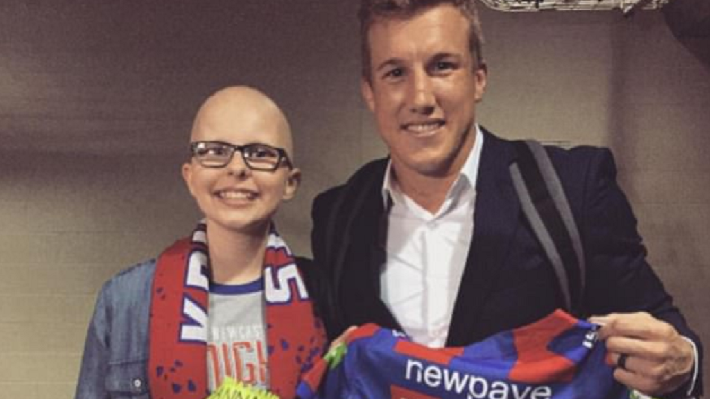 The Teenager Trent Hodkinson Took To Formal Has Passed Away