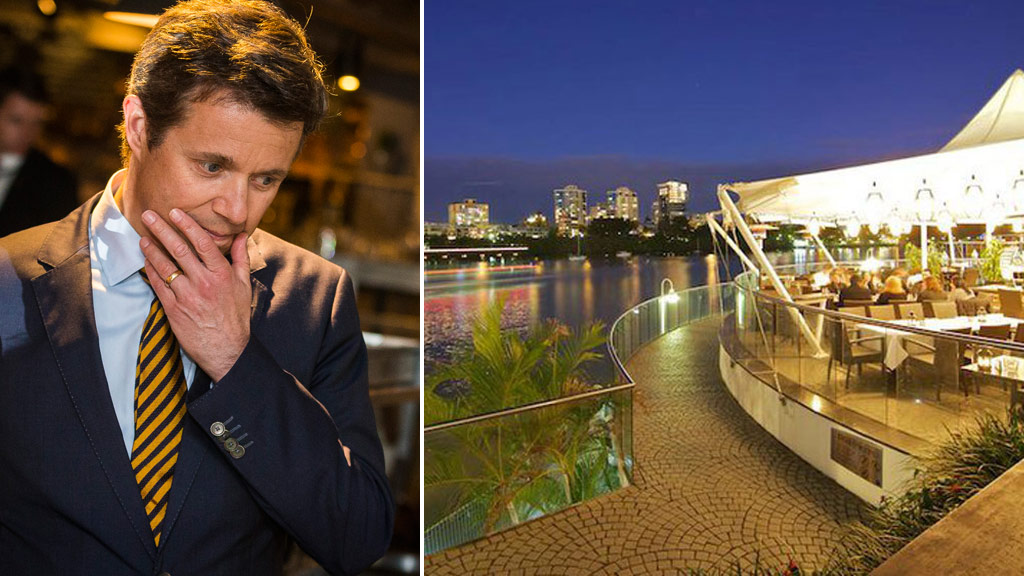 Prince Frederik refused entry to Aussie pub