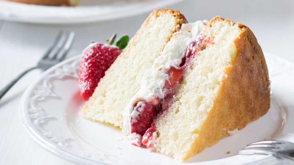 CSR Sugar sponge cake