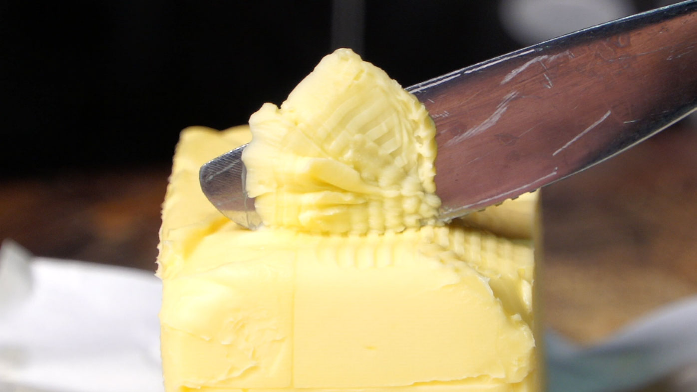 Global demand pushing big prices on Aussie butter