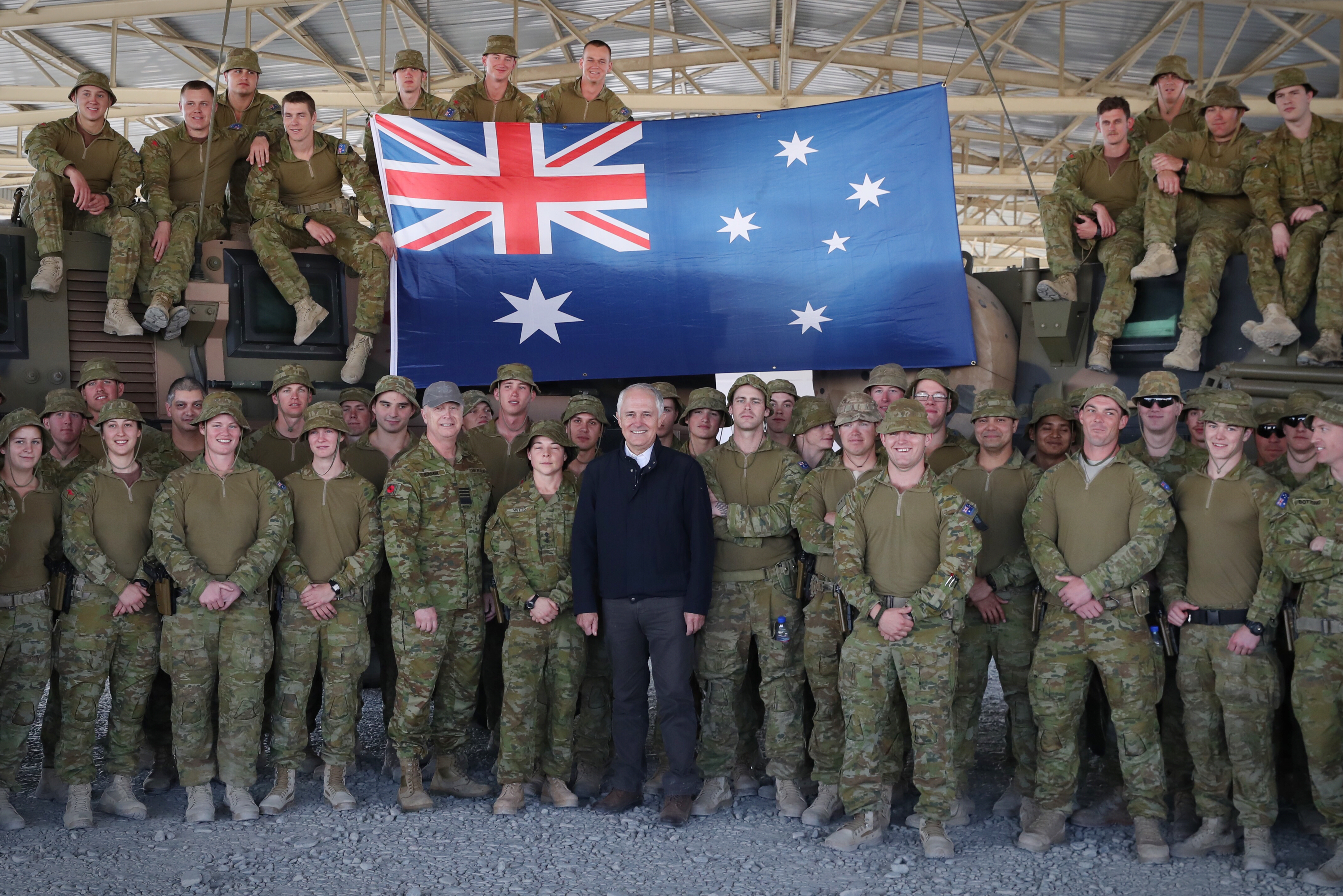 Will Australia be asked to send more troops to Afghanistan?