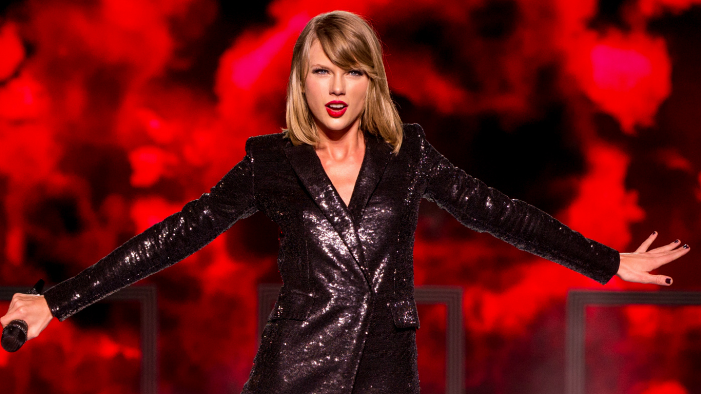 Watch Out Kim, Kanye and Katy... Taylor Swift Announces New Album