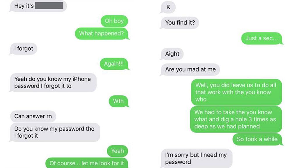 Phone prank/Imgur