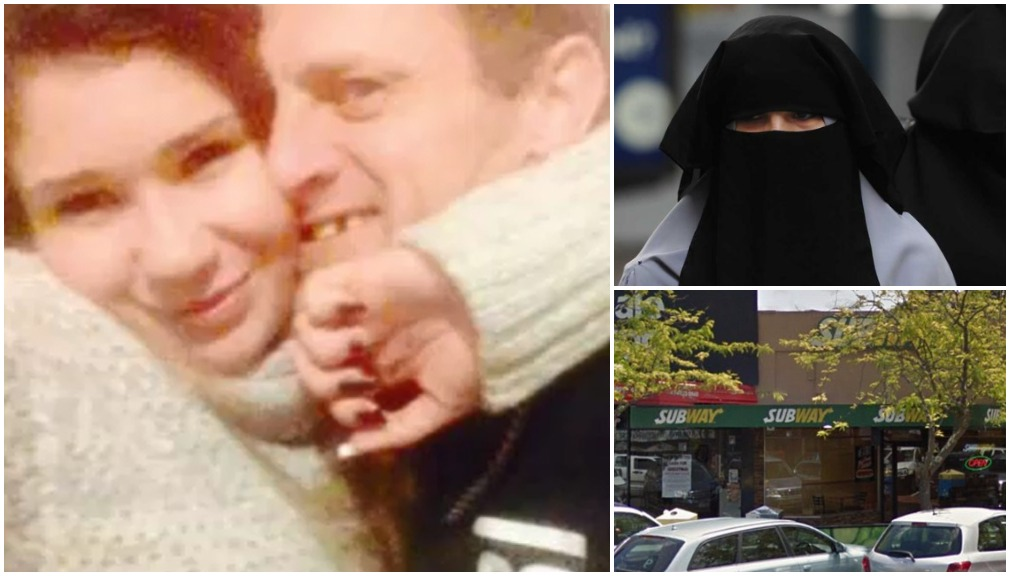 Couple involved in alleged burqa-clad armed robbery identified