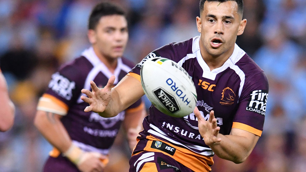 Brad Fittler says the Brisbane Broncos need Jordan Kahu back, and kicking goals. (AAP)
