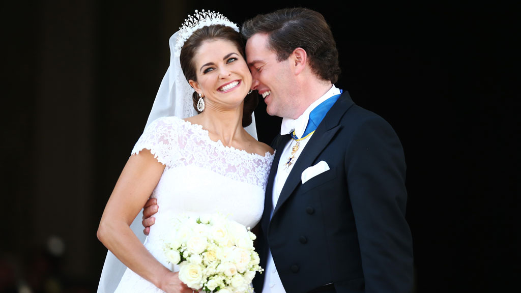Princess Madeleine of Sweden is expecting her third child ...