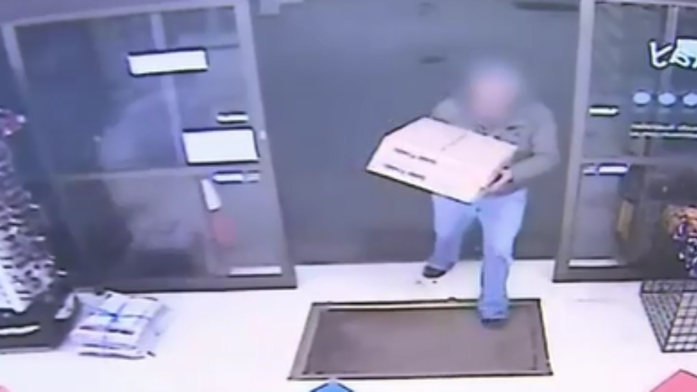 Doughnut delivery driver injured in foiled car-jacking