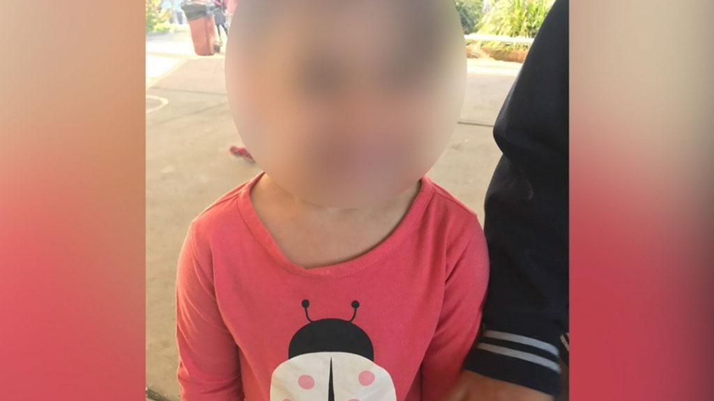 The little girl died of a sawn-off shotgun wound (9NEWS)