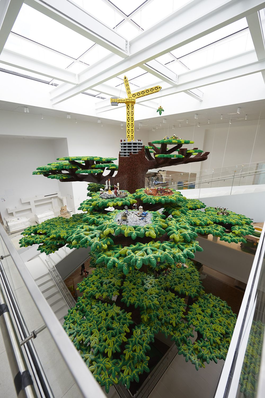 Real Life Lego House Real Life Lego House Set To Open In Denmark 9homes