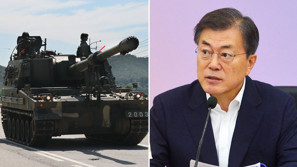 Moon, Abe agree to increase pressure on N. Korea to 'extreme' level