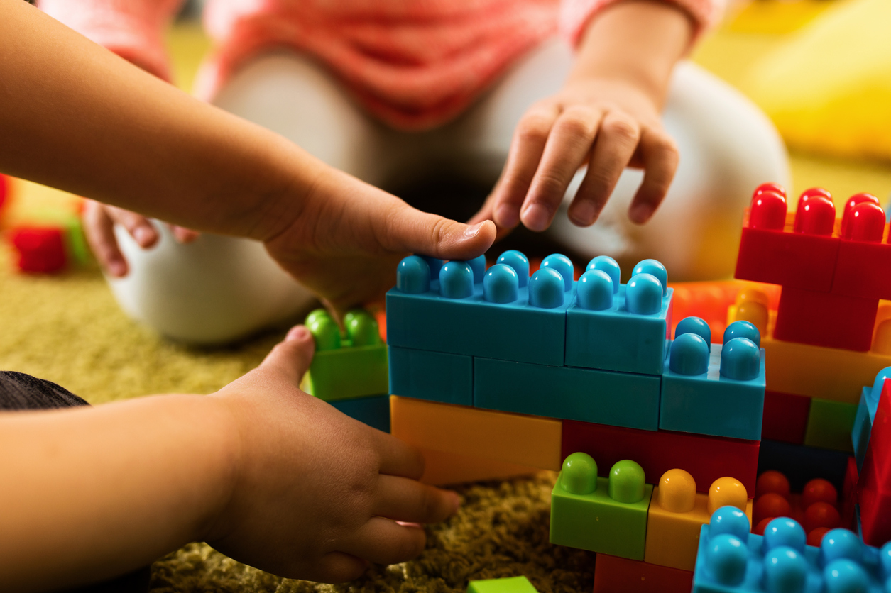 Are kids falling out of love with lego? (AAP)